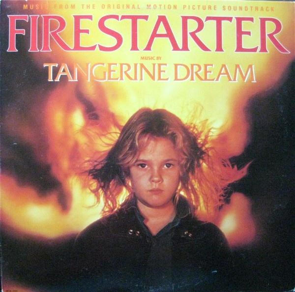 Tangerine Dream — Firestarter (Music from the Original Motion Picture Soundtrack)