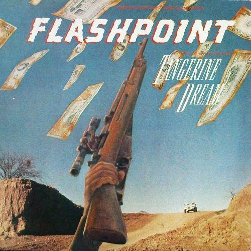 Tangerine Dream — Flashpoint (Original Motion Picture Soundtrack)