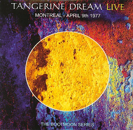 Tangerine Dream — Montreal - April 9th 1977