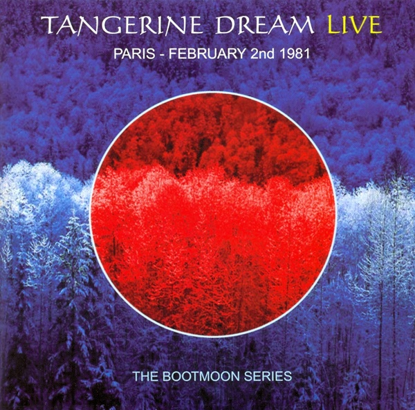 Tangerine Dream — Paris - February 2nd 1981