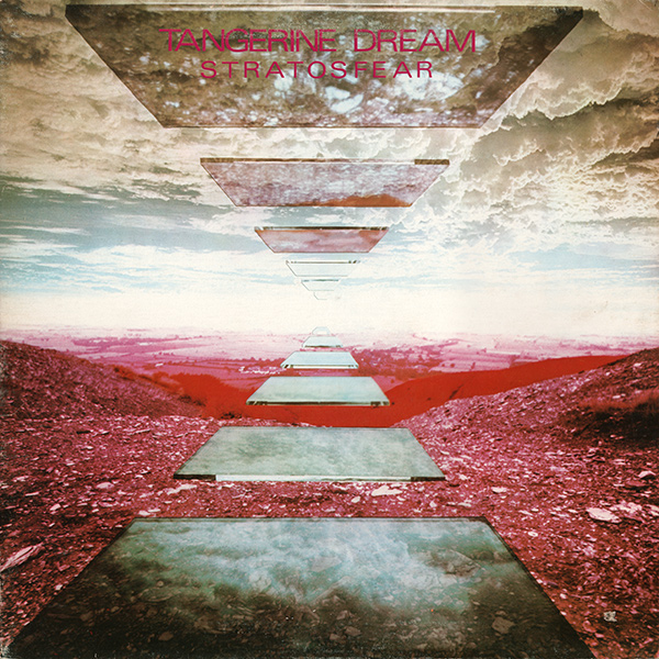 Tangerine Dream — Stratosfear