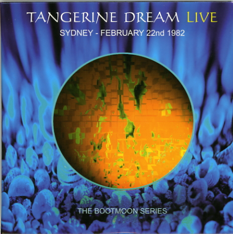 Tangerine Dream — Sydney - February 22nd 1982
