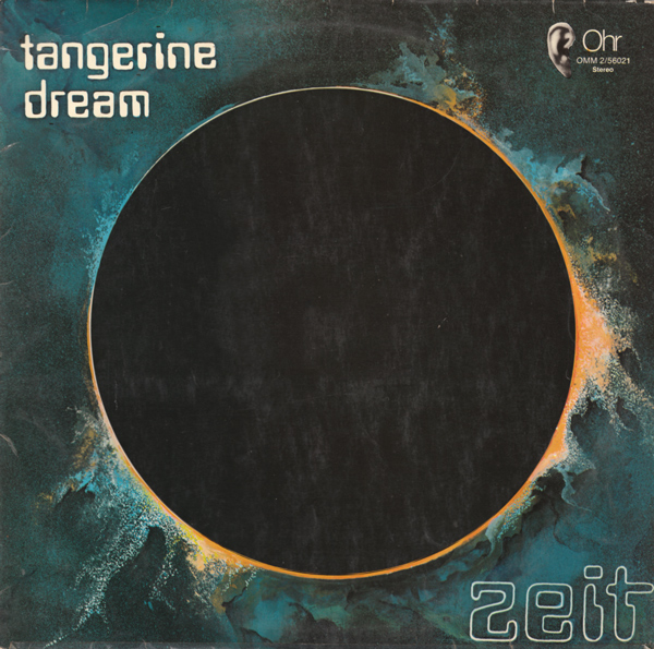 Tangerine Dream — Zeit
