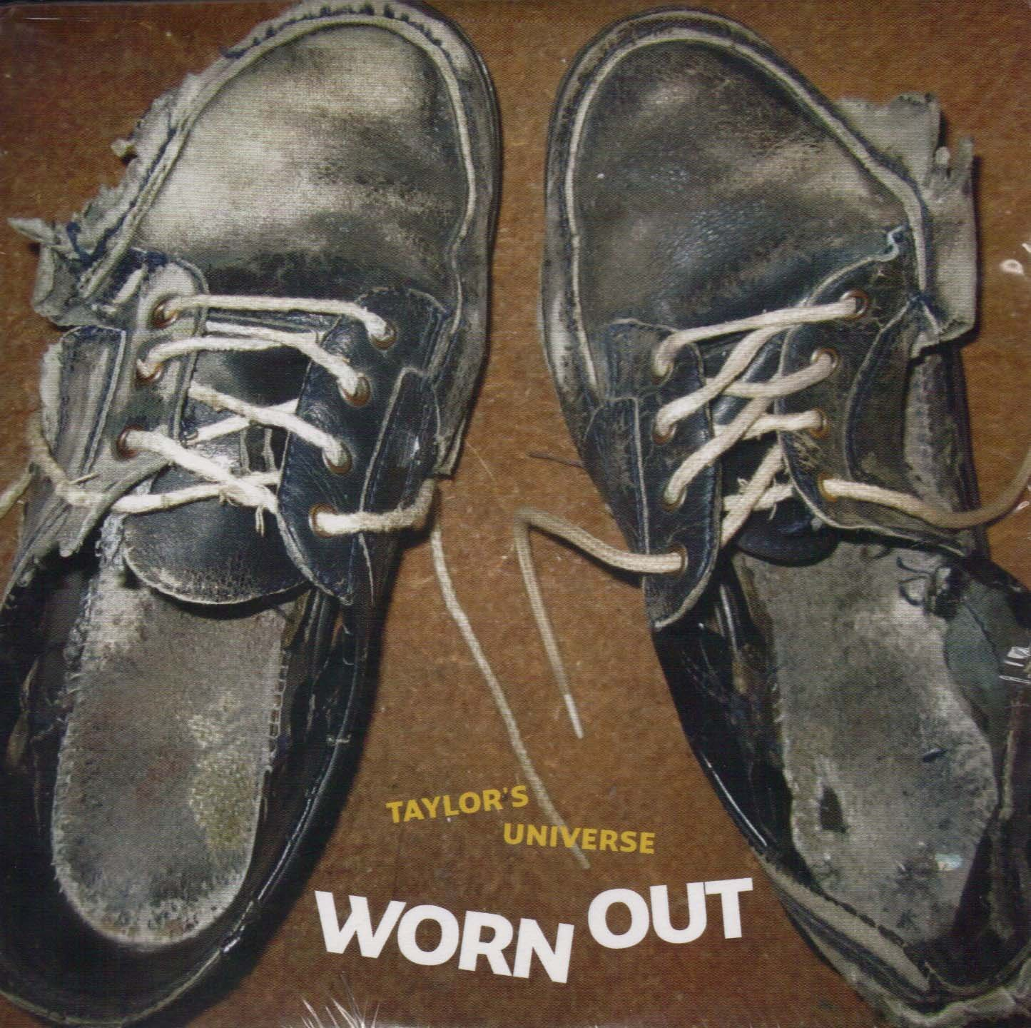Worn Out Cover art