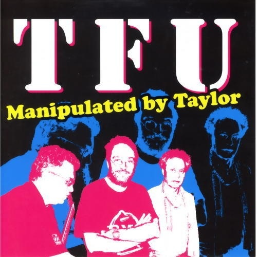 Manipulated by Taylor Cover art