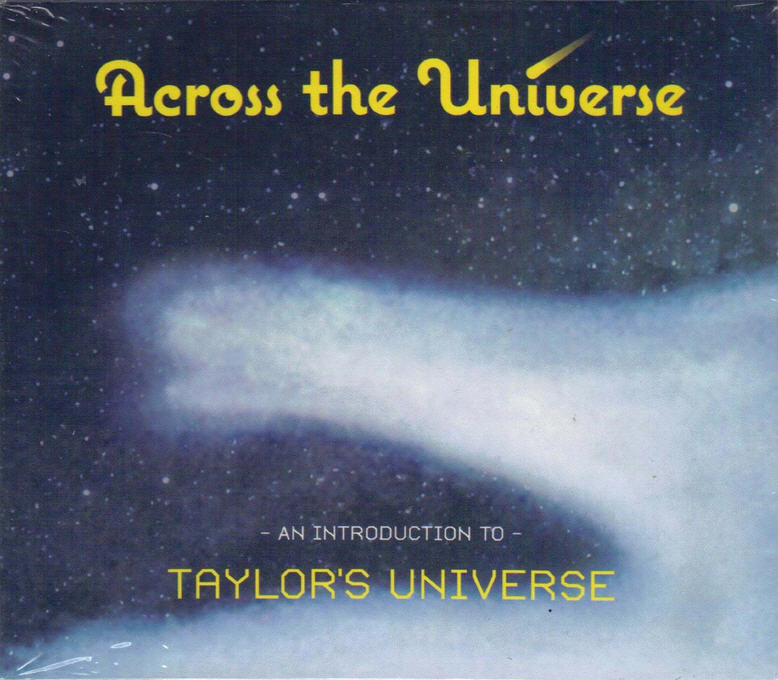 Across the Universe: An Introduction to Taylor's Universe Cover art