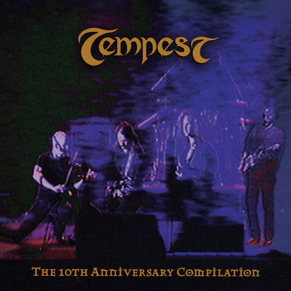 The 10th Anniversary Compilation Cover art