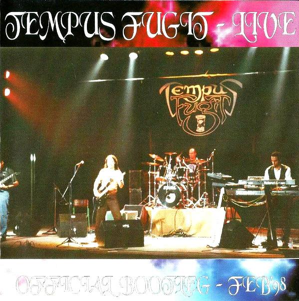 Tempus Fugit — Official Bootleg Feb.98