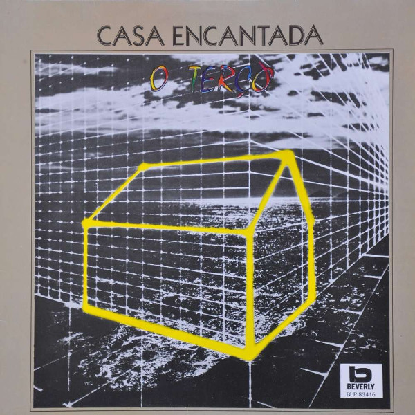 Casa Encantada Cover art