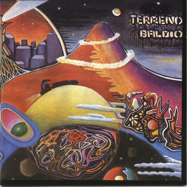 Terreno Baldio  Cover art