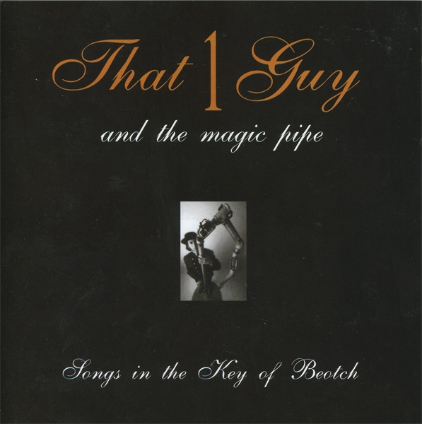 Songs in the Key of Beotch Cover art
