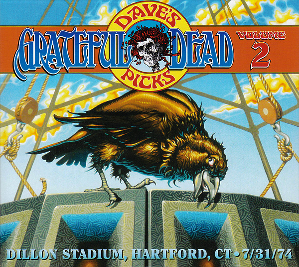 Grateful Dead — Dave's Picks – Volume 2: Dillon Stadium, Hartford, CT 7/31/74