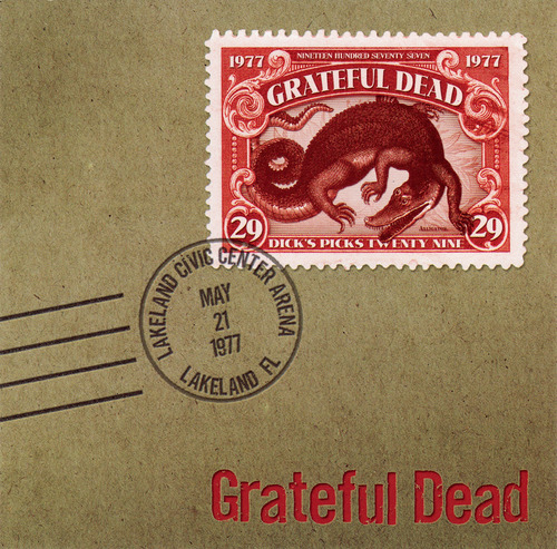 Grateful Dead — Dick's Picks 29: 5/19/77 5/21/77