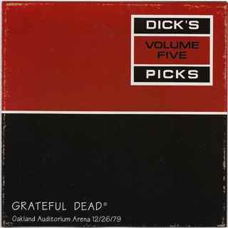Grateful Dead — Dick's Picks Volume Five