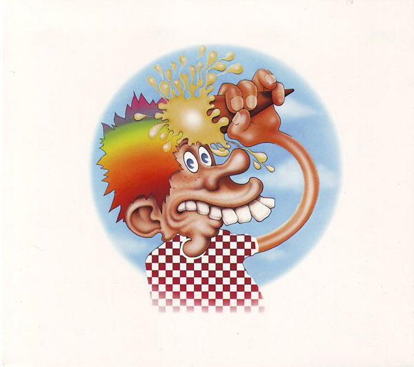 Grateful Dead — Europe 72