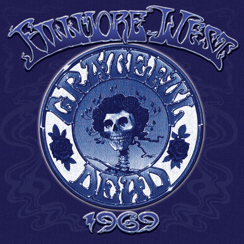 Fillmore West 1969  Cover art