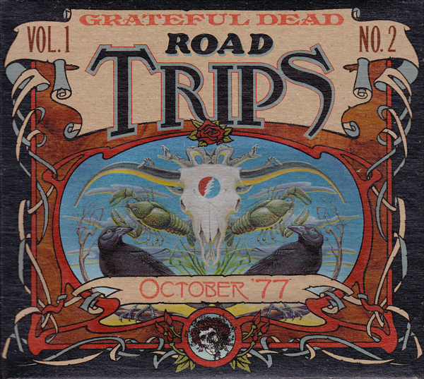 Grateful Dead — Road Trips Vol. 1 No. 2: October '77