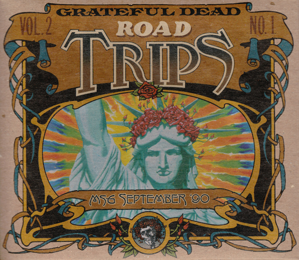 Grateful Dead — Road Trips Vol. 2 No. 1: MSG September '90