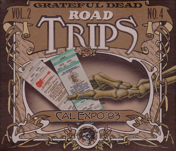 Grateful Dead — Road Trips Vol. 2 No. 4: Cal Expo '93