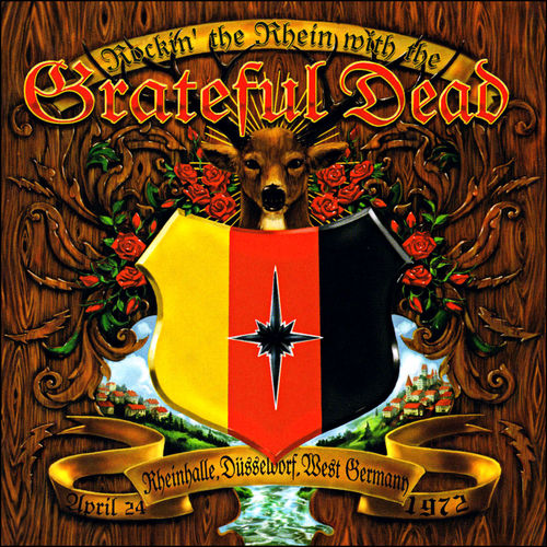 Grateful Dead — Rockin' the Rhein with the Grateful Dead
