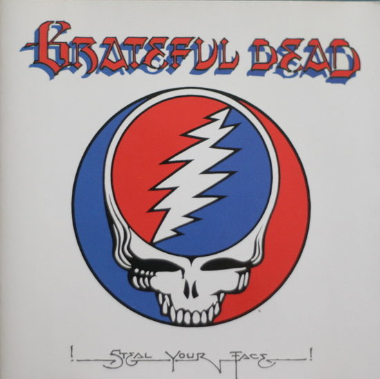 Grateful Dead — Steal Your Face