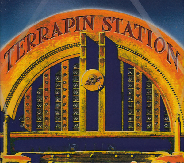Grateful Dead — Terrapin Station: Capital Centre, Landover, MD 3/15/90