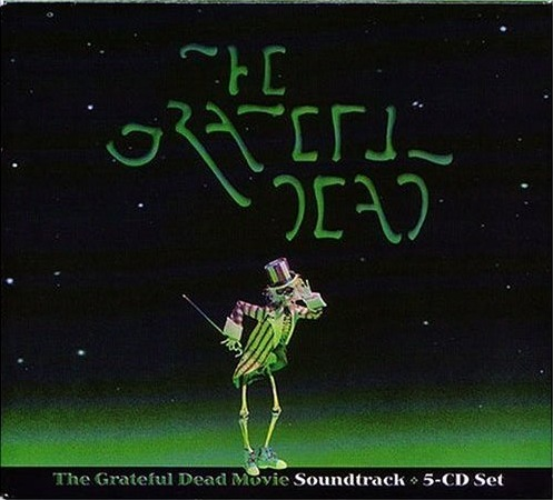 Grateful Dead — The Grateful Dead Movie Soundtrack