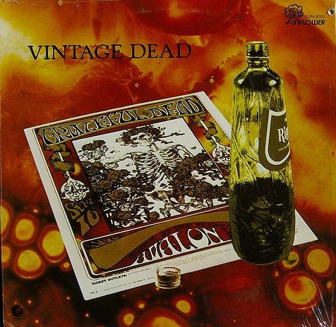 Grateful Dead — Vintage Dead
