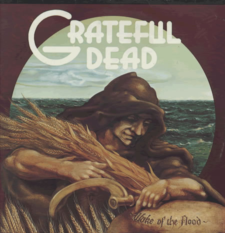 Grateful Dead — Wake of The Flood