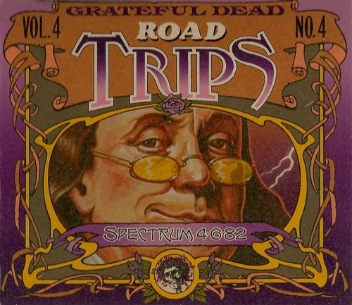 Grateful Dead — Road Trips Vol. 4 No. 4 Spectrum 4-6-82