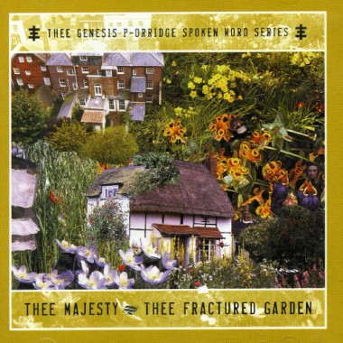 Thee Fractured Garden Cover art