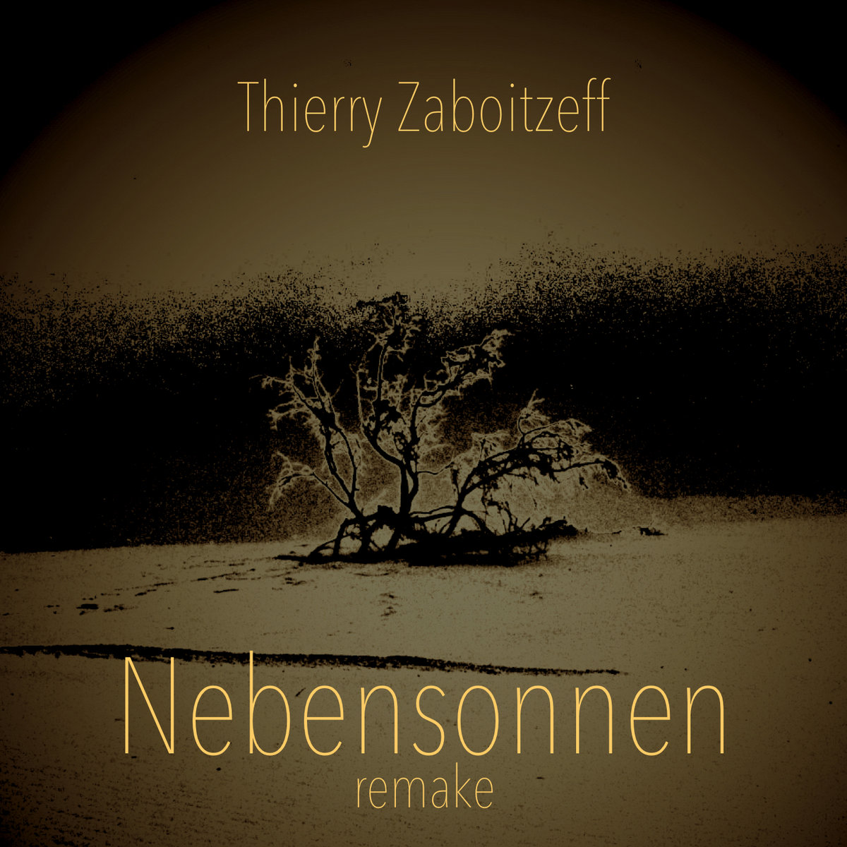 Nebensonnen (Remake) Cover art