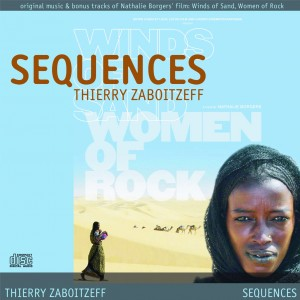 Sequences: Winds of Sand, Women of Rock Cover art