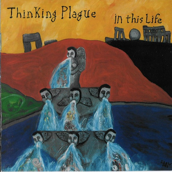 Thinking Plague - In This Life cover