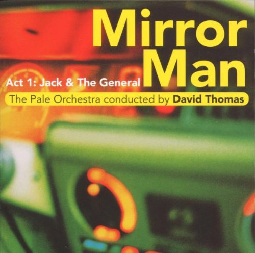 Mirror Man Cover art