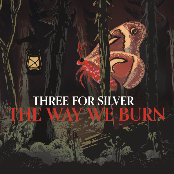 The Way We Burn Cover art