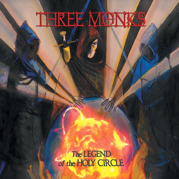 The Legend of the Holy Circle Cover art