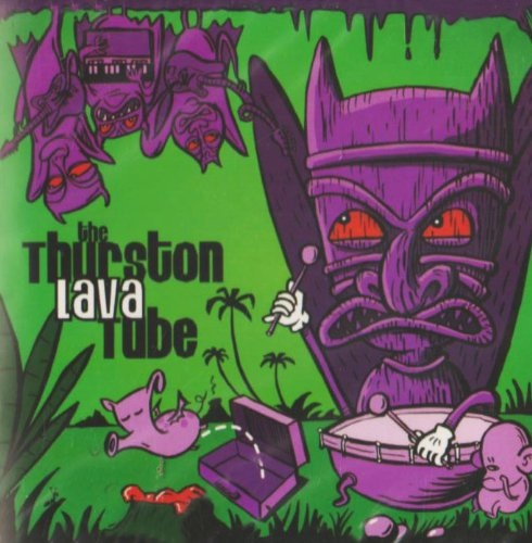 The Thurston Lava Tube — The Thoughtful Sounds of Bat Smuggling