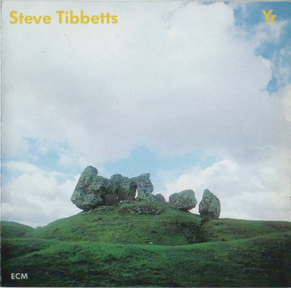 Steve Tibbetts - Yr cover art