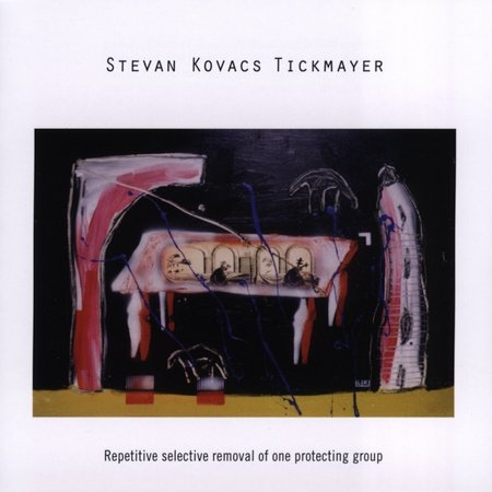 Stevan Tickmayer — Repetitive Selective Removal of One Protecting Group