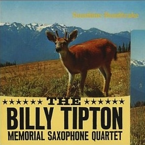The Billy Tipton Memorial Saxophone Quartet — Sunshine Bundtcake