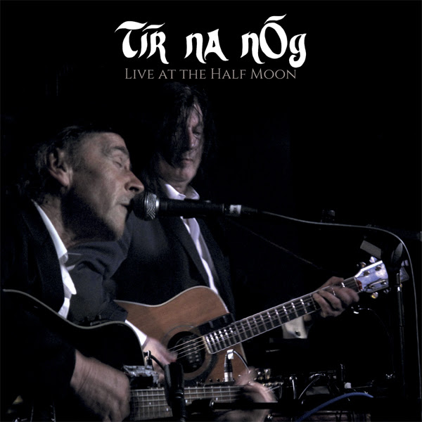 Live at the Half Moon Cover art
