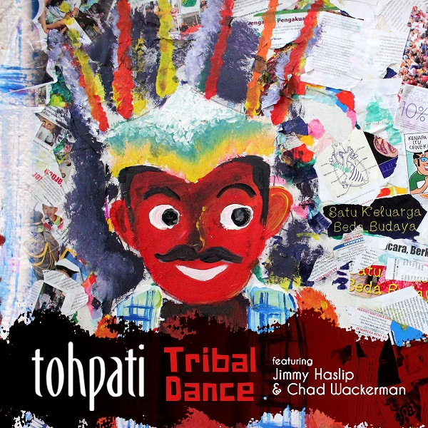 Tribal Dance Cover art