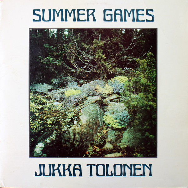 Jukka Tolonen — Summer Games
