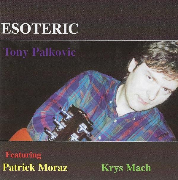 Tony Palkovic — Esoteric
