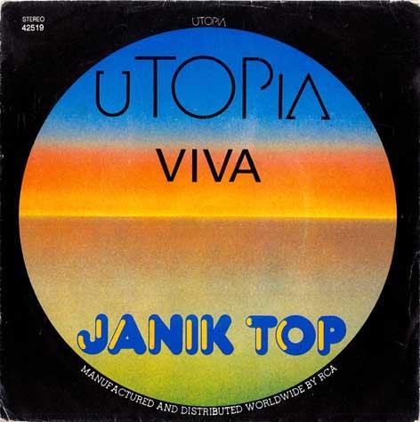 Jannick Top - Utopia Viva single