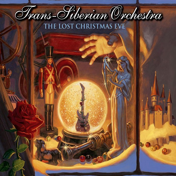 The Lost Christmas Eve Cover art