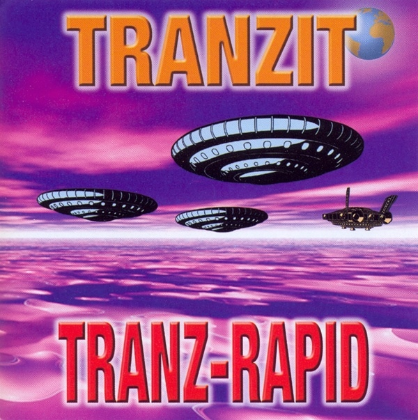 Tranz-Rapid Cover art