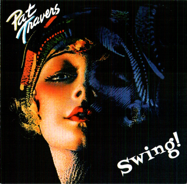 Swing! Cover art