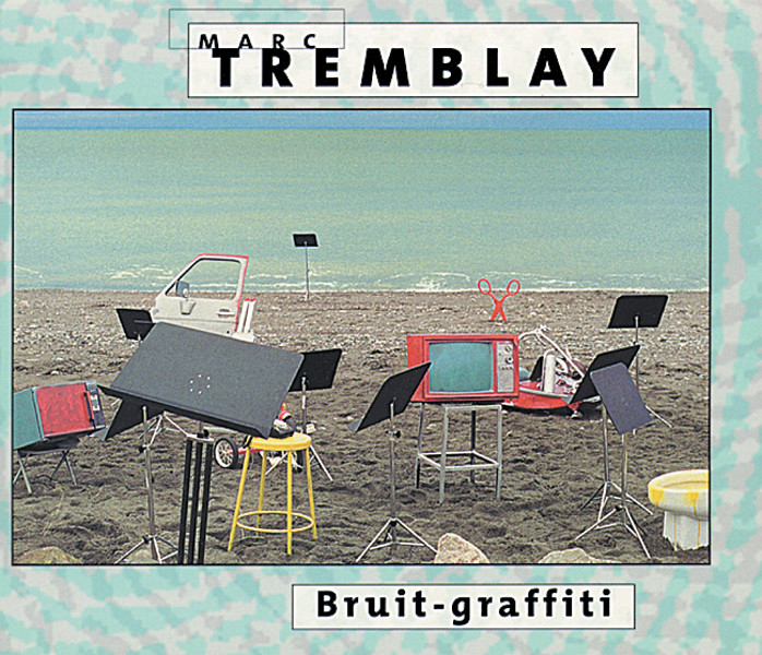Bruit-Graffiti Cover art